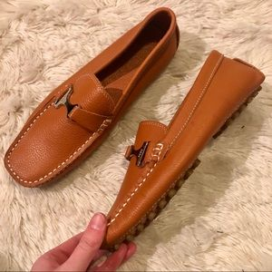 Tod's horse bit loafers